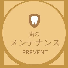 歯を守る歯のメンテナンス